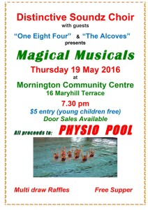 Magical Musicals Poster